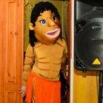 Ростовая кукла Тарзан