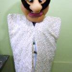 Ростовая кукла Кавказец на праздник
