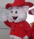 Ростовая кукла Свинья в наличии 2 шт.