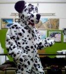101 Далматин Собака ростовая кукла продажа 27.900руб.