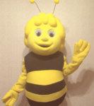 Аренда ростовой куклы Пчелка Майя