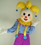 ростовая кукла клоун, ростовая кукла на масленицу, ростовые куклы недорого