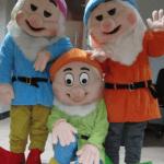 Ростовая кукла гном, ростовая кукла девушка, арендовать недорого ростовую куклу, ростовая кукла на сутки, ростовая кукла за 2000 рублей